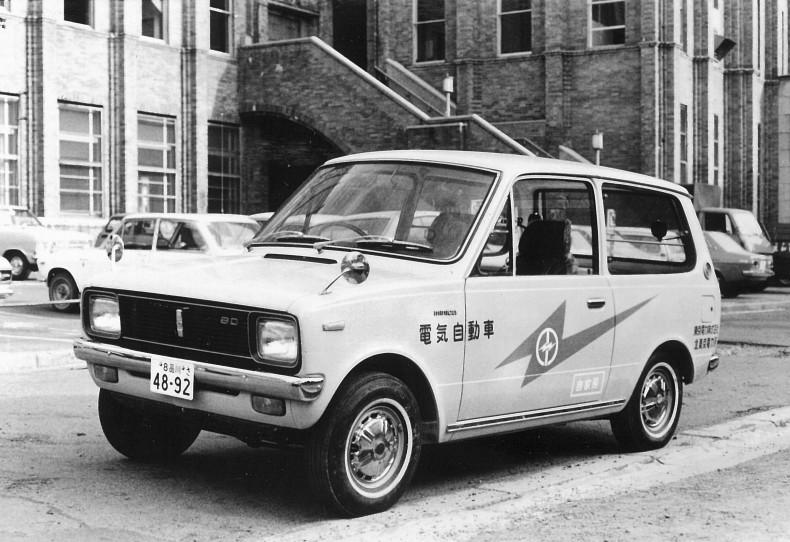 Mitsubishi Minica Van EV