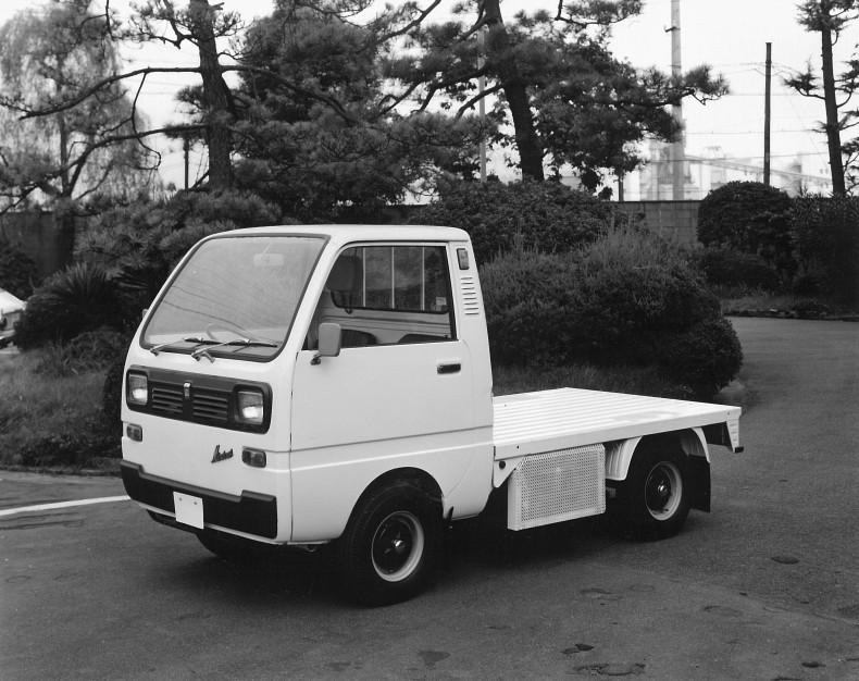 Mitsubishi Minicab EV