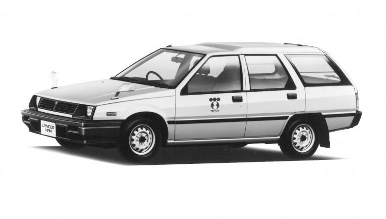 Mitsubishi Lancer Van EV
