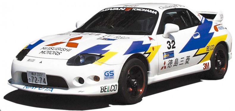Mitsubishi FTO-EV