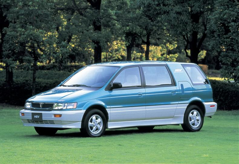 Hybrydowe Mitsubishi HEV