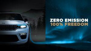 Jeep Zero Emission Freedom