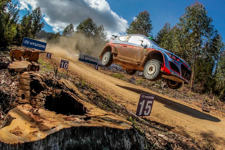 2015 World Rally Championship / Round 10 /  Rally Australia // 10th - 13th September, 2015 // Worldwide Copyright: Hyundai Motorsport