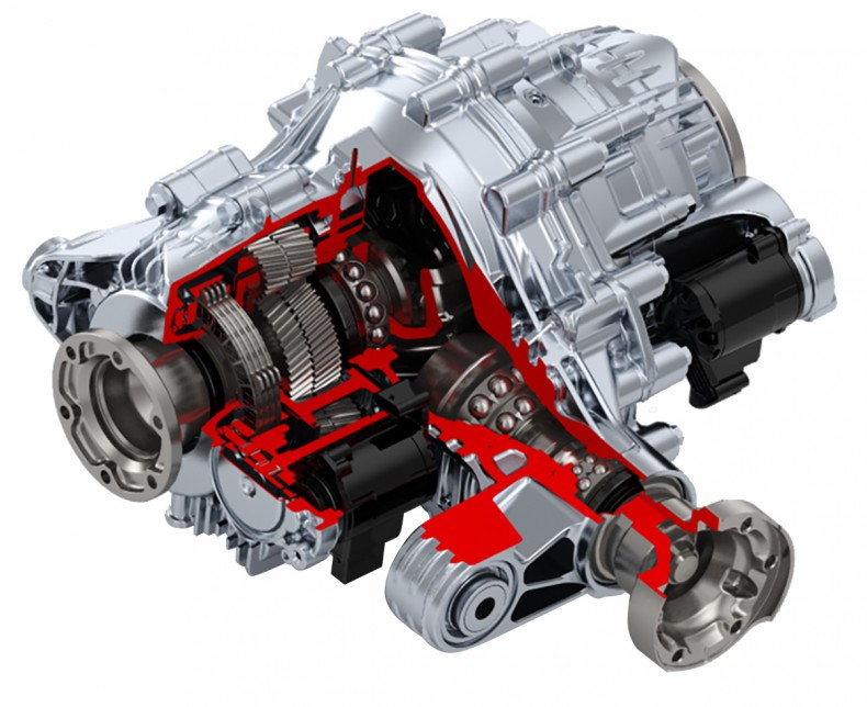 Active Torque Vectoring system
