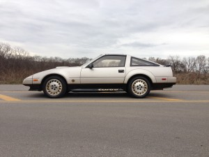 1984 Nissan 300ZX Turbo 50th Anniversary Edition_2-1200x900