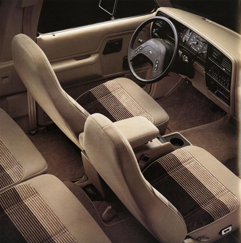 1990 Bronco II Interior203