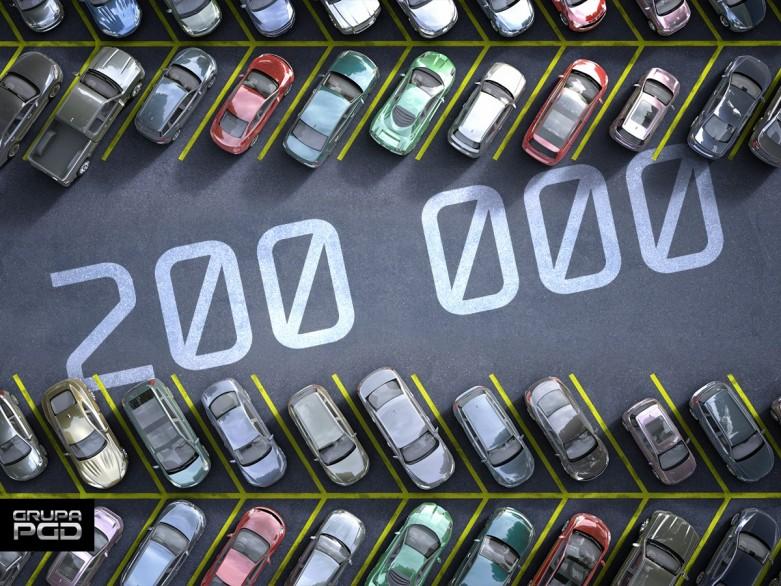 200 000 Grupy PGD