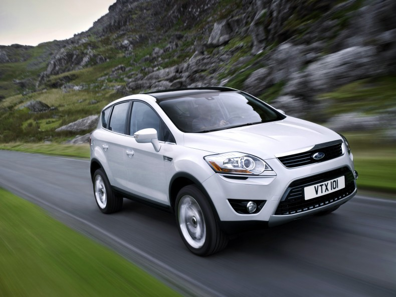 2007 Ford Kuga Concept