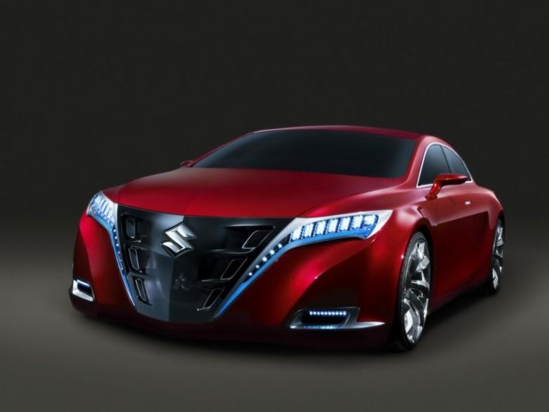 Suzuki Kizashi Concept 1