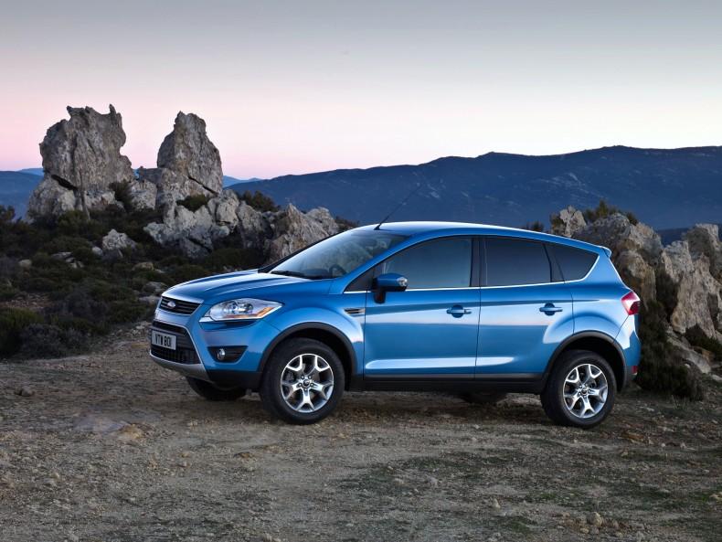 2008-2012 Ford Kuga I