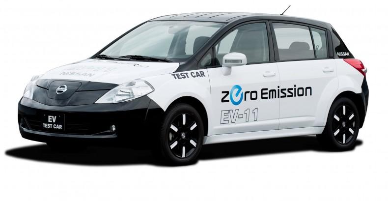 2009 Nissan EV-11
