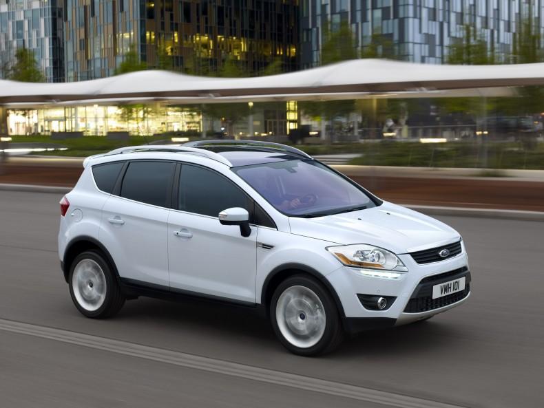 2011-2012 Ford Kuga Titanium S