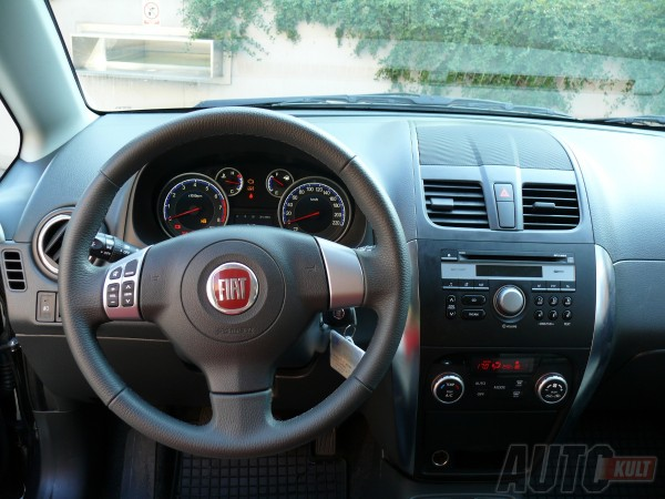 Fiat Sedici 1,6 4x4 Emotion