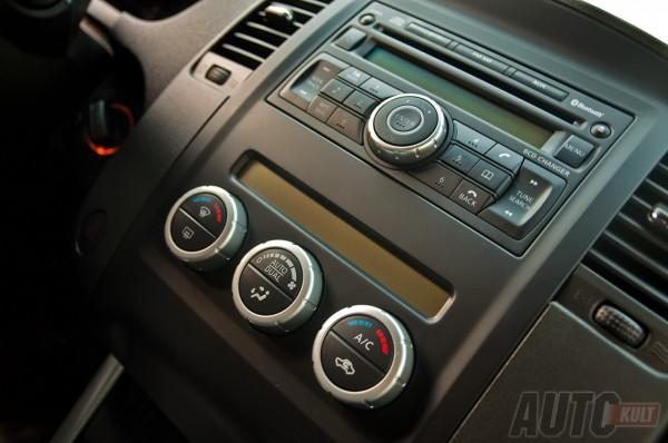 Nissan Pathfinder test