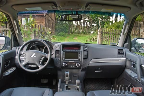 Mitsubishi Pajero 3,2 DI-D (fot. Marcin Tracz)