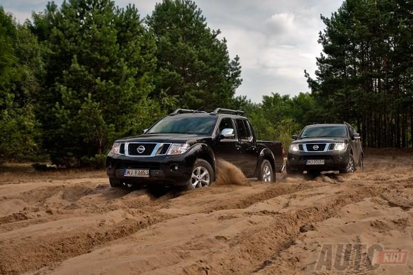 Nissan Navara 2,5 LE (fot. Marcin Pogorzelski)