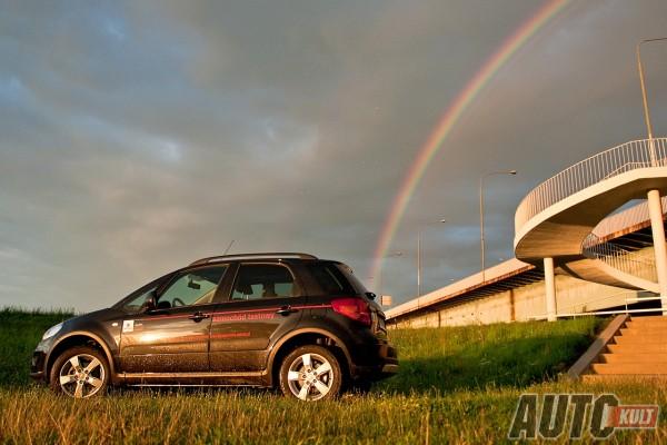Suzuki SX4 1,6 4WD Premium