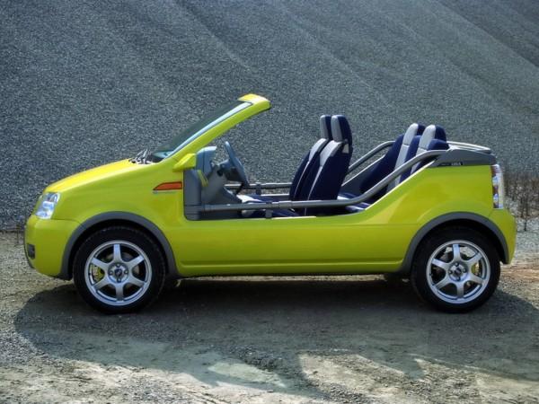 2003 Fiat Marrakech