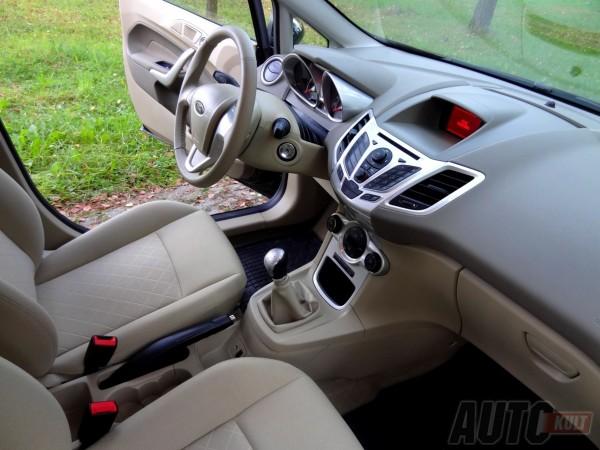 Ford Fiesta test