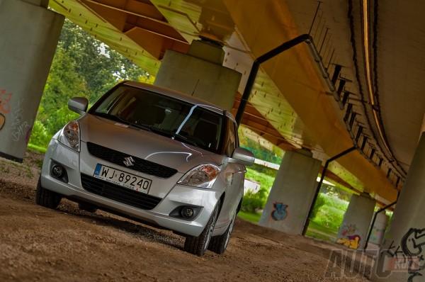 Suzuki Swift IV (fot. Marcin Pogorzelski)
