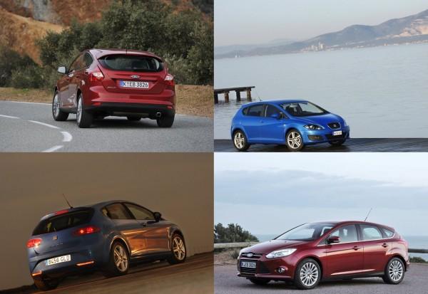 Ford Focus vs. Seat Leon