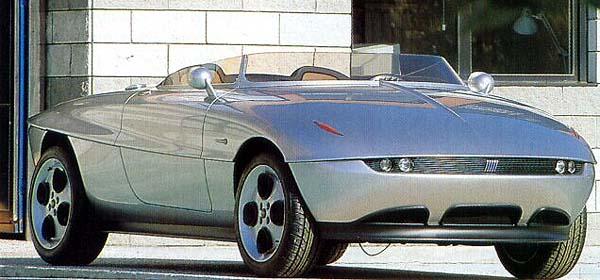 1993 Fiat Scia