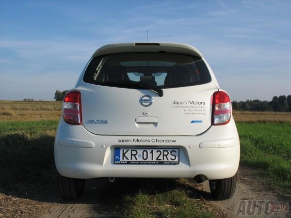Nissan Micra 1,2 DIG-S Tekna