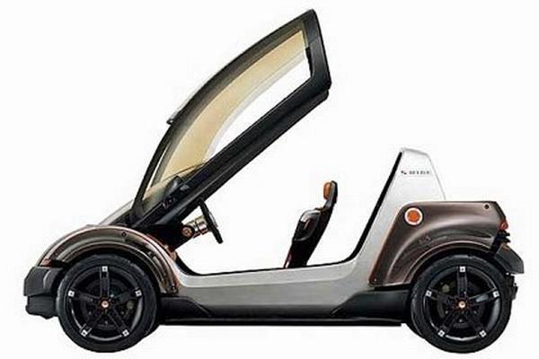 2003 Suzuki S-Ride