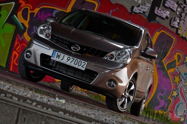 Nissan Note (Fot. Marcin Pogorzelski)