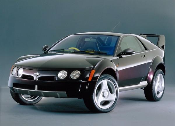 1997 Nissan Trailrunner