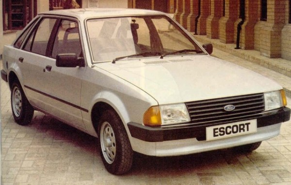 Ford Escort MKIII