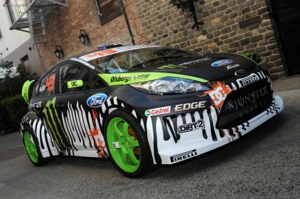 Ken-Block-Gymkhana-Ford-Fiesta RS WRC