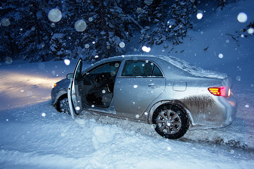 Snow storm (Fot.Flickr_Alex E. Proimos Lic. CC)