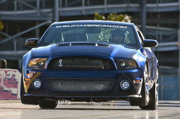 2012 Shelby Mustang GT 1000