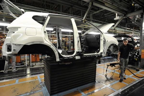 Fabryka Nissana