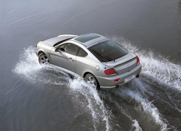 Hyundai Coupe II