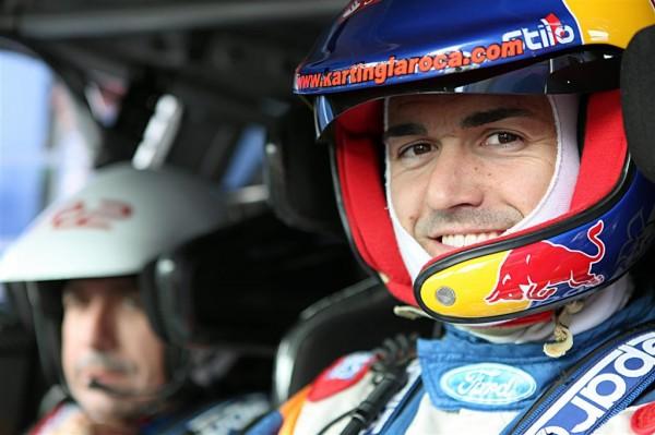 Dani Sordo - Ford World Rally Team
