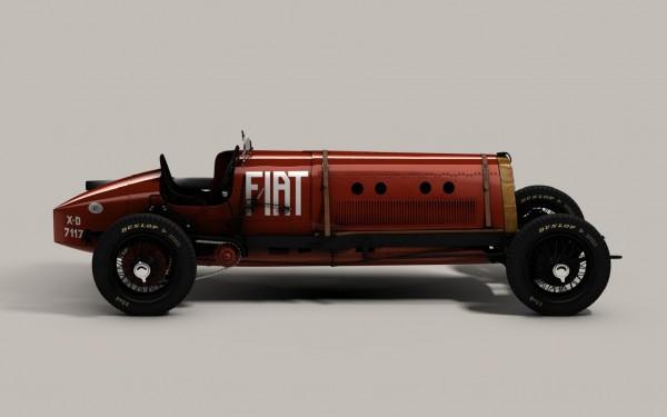 Fiat 300 HP Record