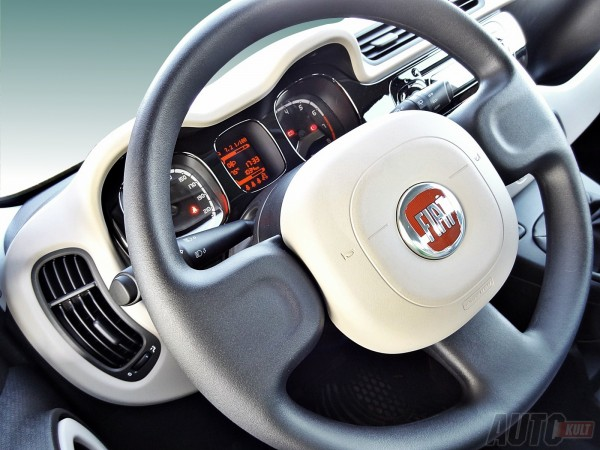 Fiat Panda Test