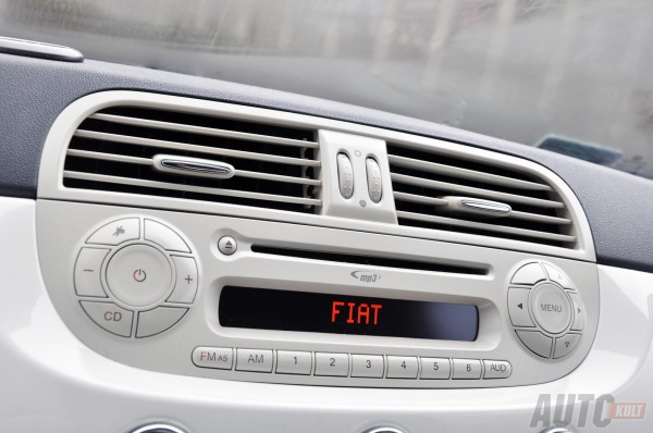 Fiat 500 0.9 TwinAir Lounge