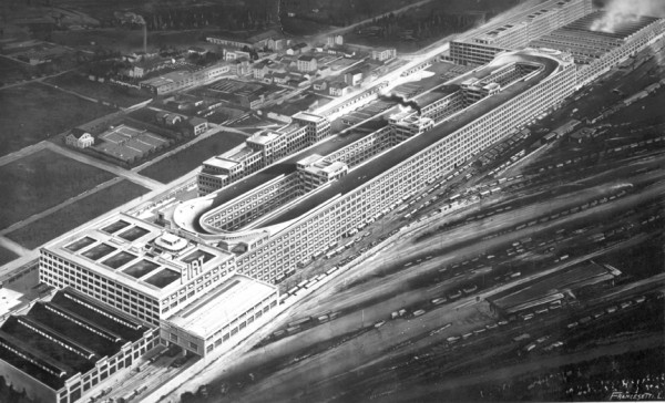 Fabryka w Lingotto