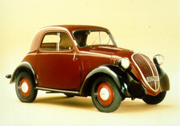 Fiat 500 Topolino (źródło: conceptcarz.com)