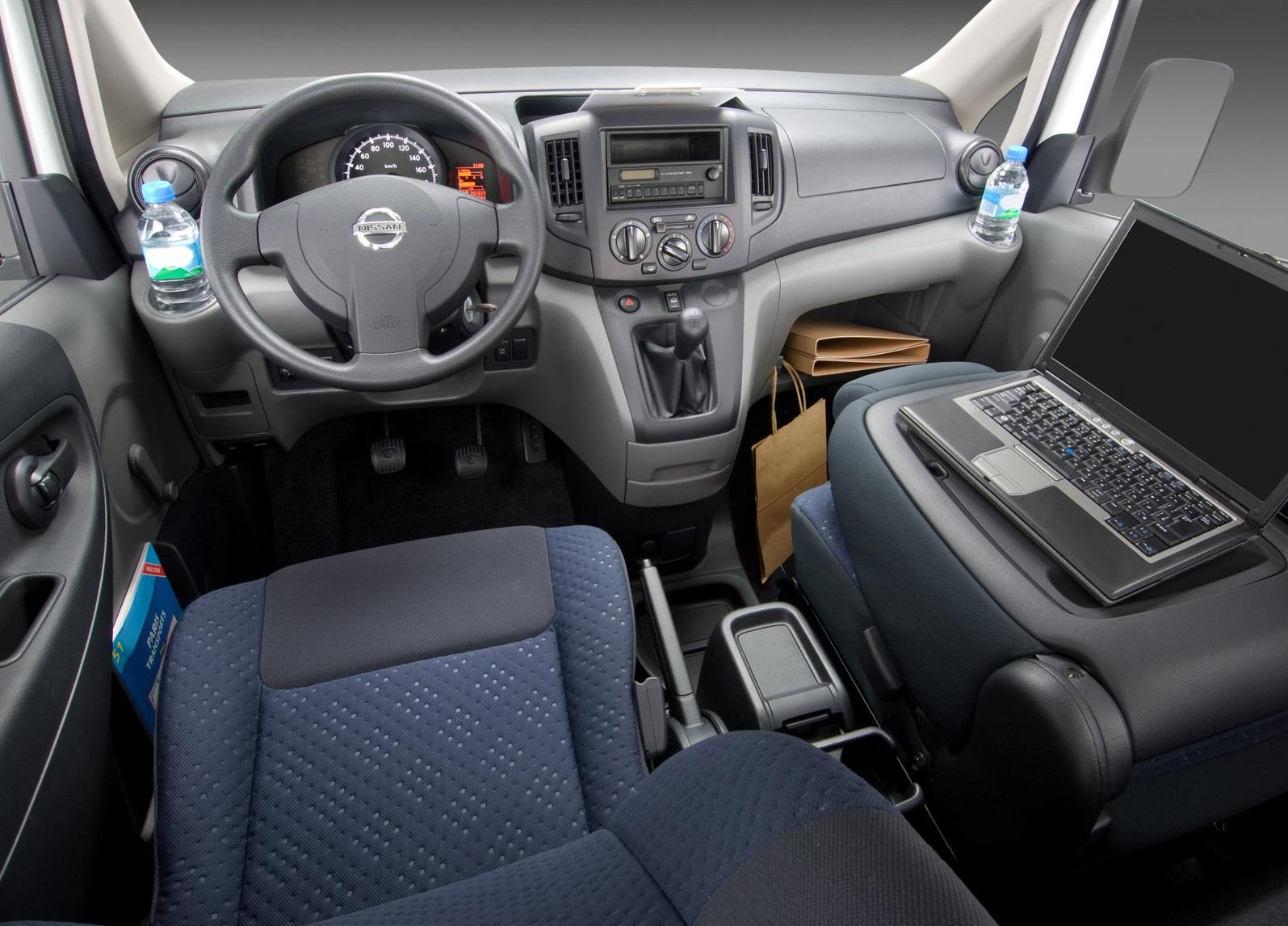 Nissan nv200 van japo ska konkurencja pgd for Nissan nv200 interior