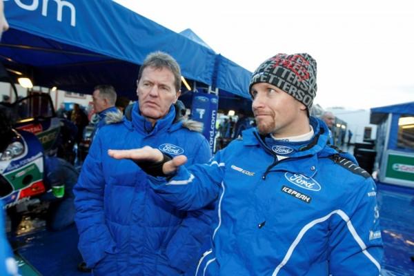Petter Solberg spisuje się lepiej niż Jari-Matti Latvala. Ma jeszcze szanse na mistrzostwo