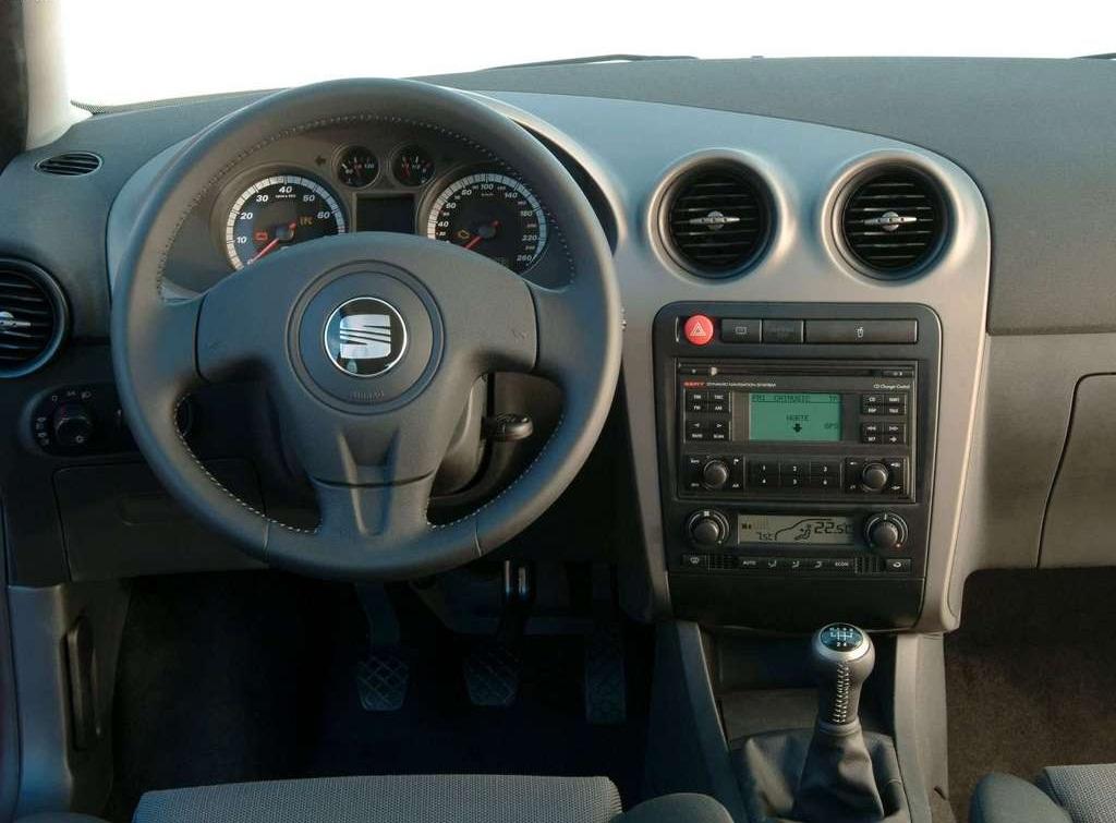 Modernistyczne Seat Ibiza/Cordoba 6L – niemieckie kastaniety | PGD QB51