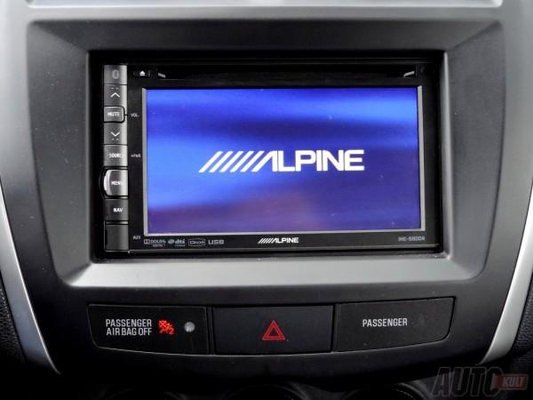 Mitsubishi ASX 1,8 DI-D 4WD