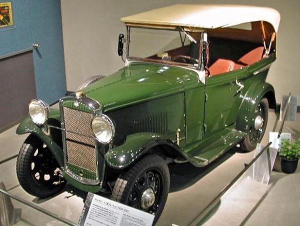 Datsun Typ 11 (fot. earlydatsun.com)