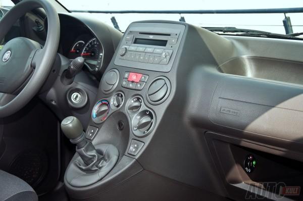 Fiat Panda Classic - test autokult.pl