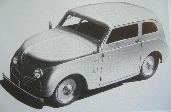 Datsun DB