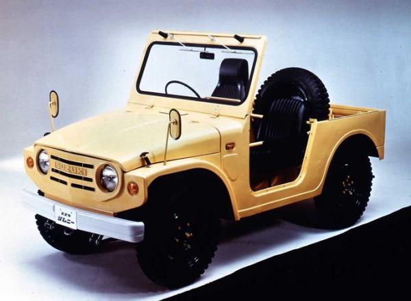Suzuki-LJ10-1970s